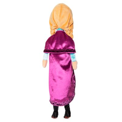 Anna Soft Toy Doll