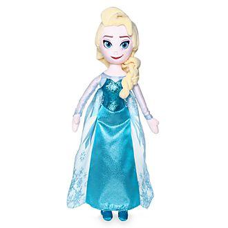 Poupée en peluche Elsa