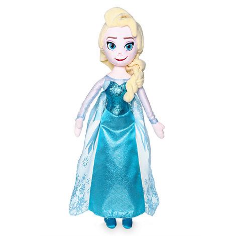 Muñeca peluche Elsa