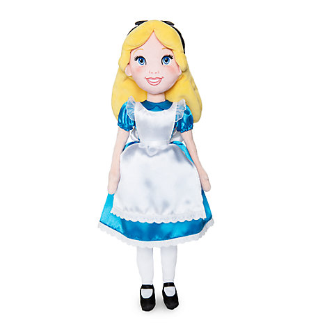 Alice - Stoffpuppe