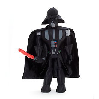 Disney Store Darth Vader Small Soft Toy