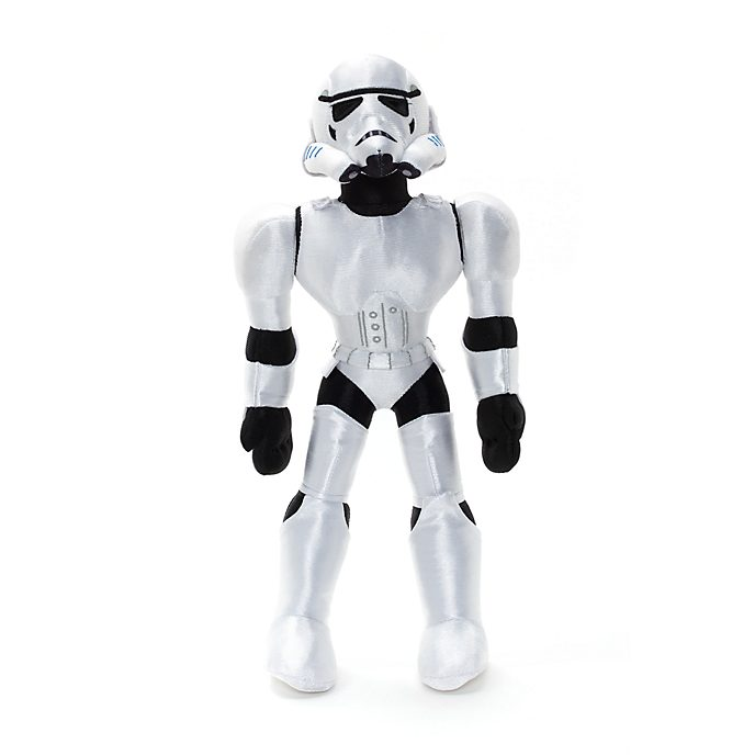 Disney Store Stormtrooper Small Soft Toy