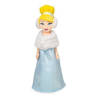 Muñeca peluche vestido invierno Cenicienta, Disney Store