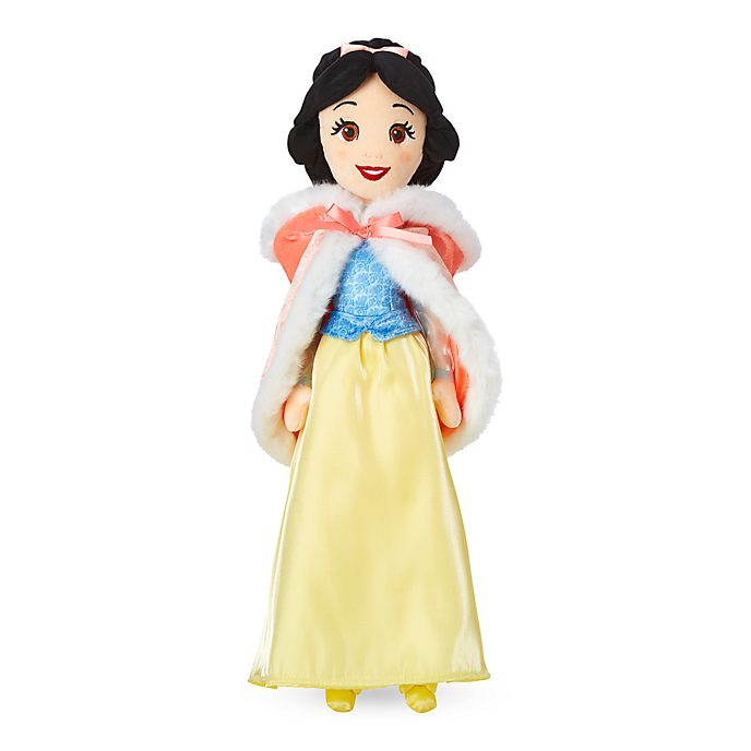 Disney Store Snow White Winter Soft Toy Doll