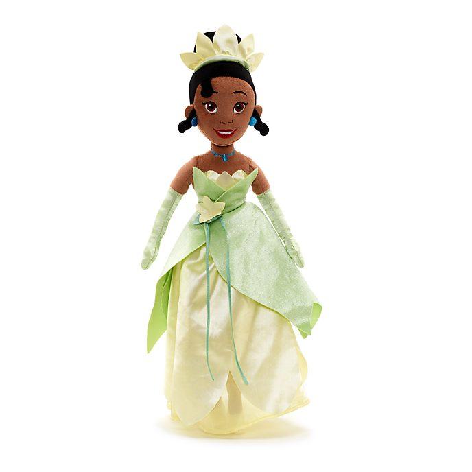 Disney Prinzessin - Tiana (Küss den Frosch) - Stoffpuppe