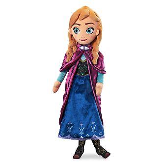 Muñeca de peluche Anna, Disney Store