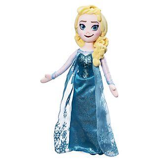 Muñeca de peluche Elsa, Disney Store