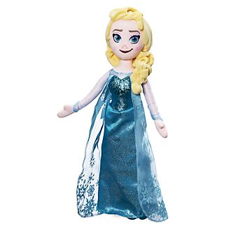 Disney Store Elsa Soft Toy Doll