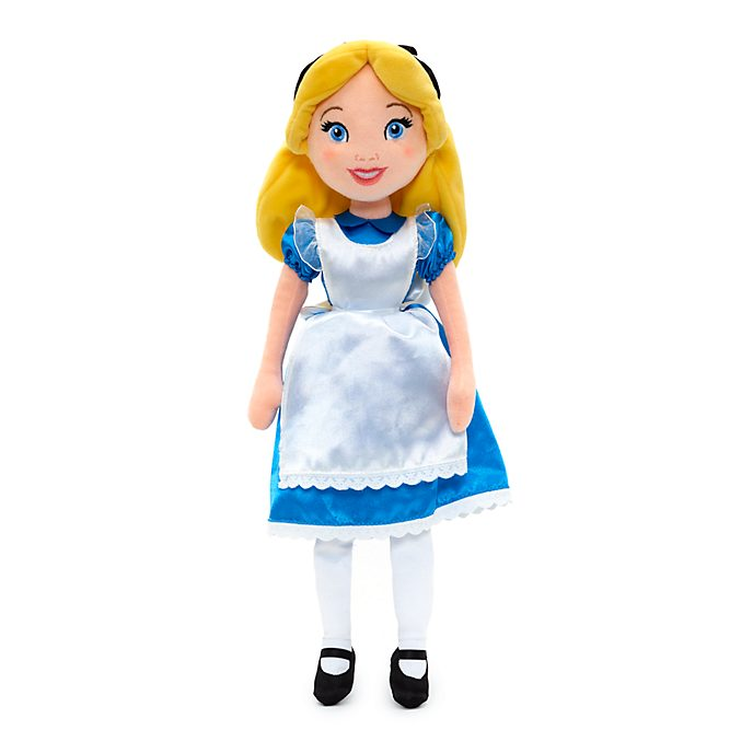 Disney Store - Alice Stoffpuppe (Alice im Wunderland)