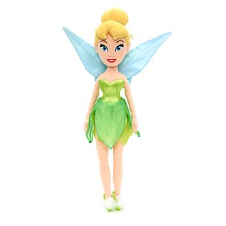 Disney Store Tinker Bell Soft Toy Doll