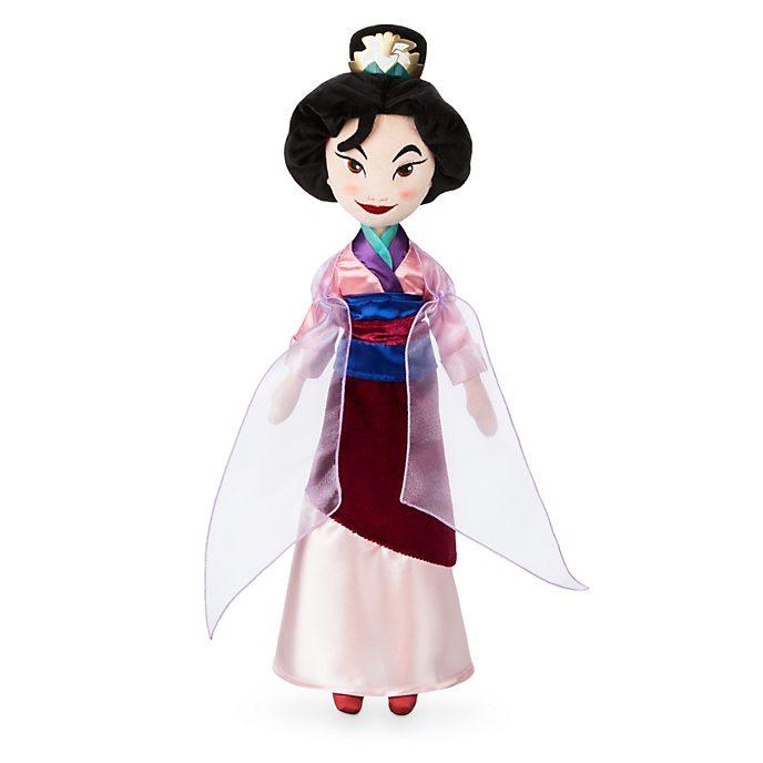 Disney Store Mulan Soft Toy Doll