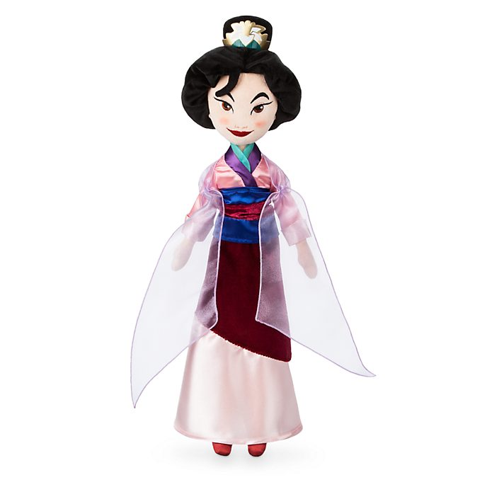 Bambola di peluche Mulan Disney Store
