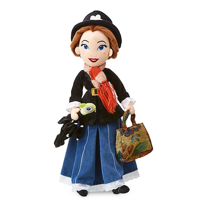 Muñeca peluche Mary Poppins, Disney Store