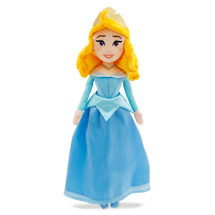 Disney Store Aurora 60th Anniversary Soft Toy Doll, Sleeping Beauty