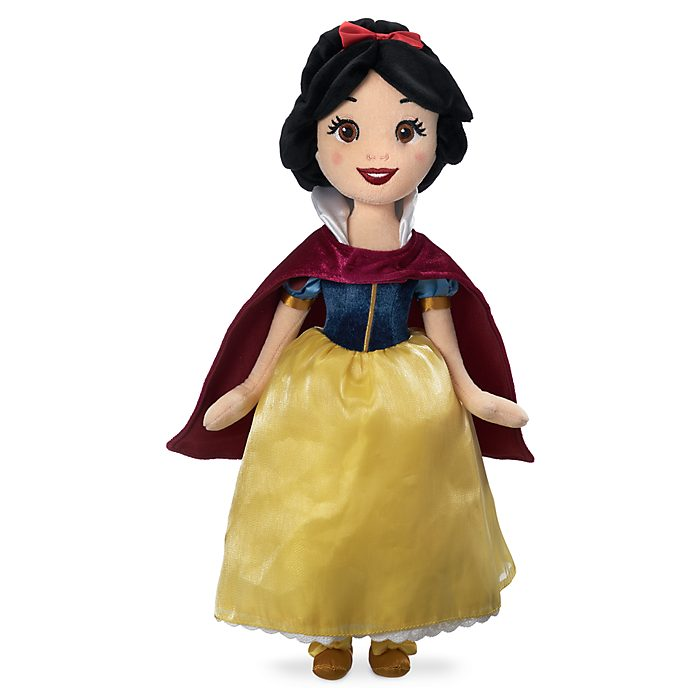 Disney Store Snow White Soft Toy Doll