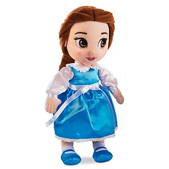 Disney Store Disney Animators' Belle Soft Doll, Beauty and the Beast