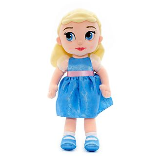 Disney Store Cinderella Soft Toy Doll