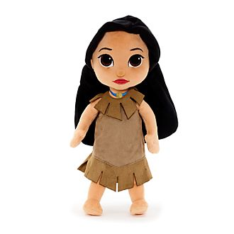 Disney Store Pocahontas Soft Toy Doll