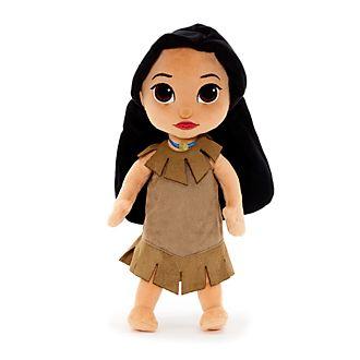 Muñeca peluche Pocahontas, Disney Store