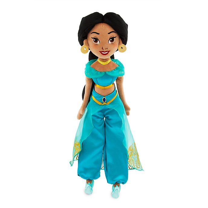Muñeca peluche princesa Jasmine, Disney Store