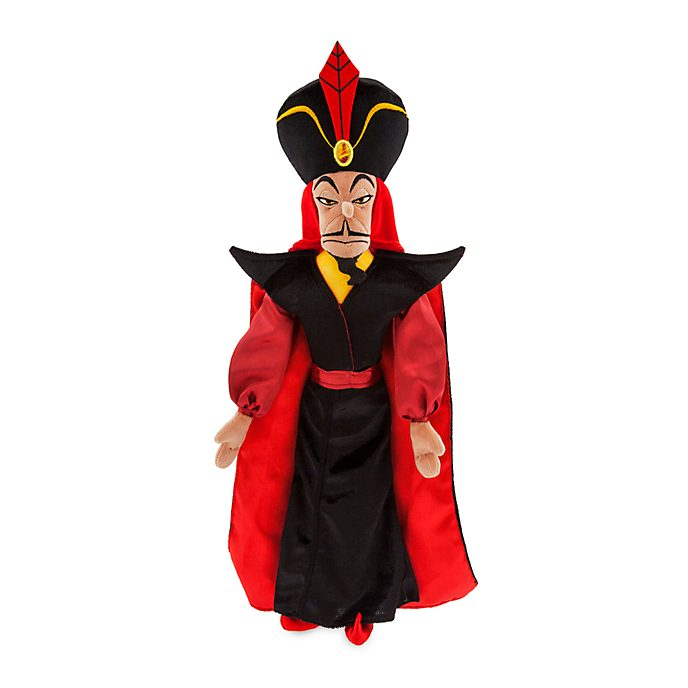 Disney Store Jafar Soft Toy Doll