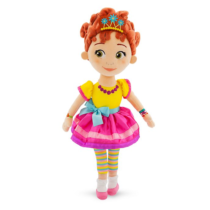 Disney Store Poupée de chiffon Fancy Nancy Clancy