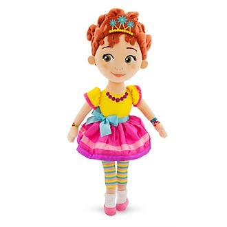 Bambola di peluche Fancy Nancy Clancy Disney Store