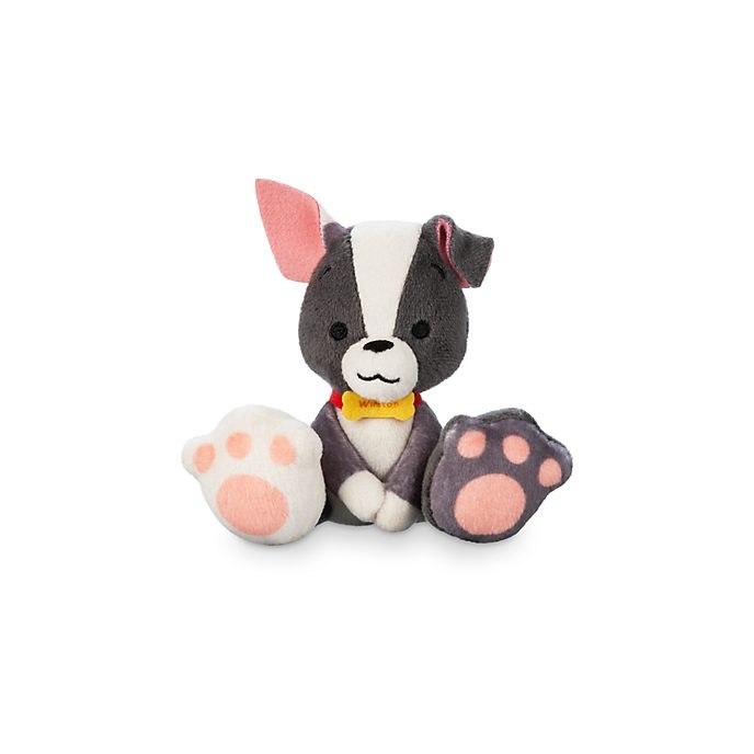 Disney Store Winston Tiny Big Feet Mini Soft Toy