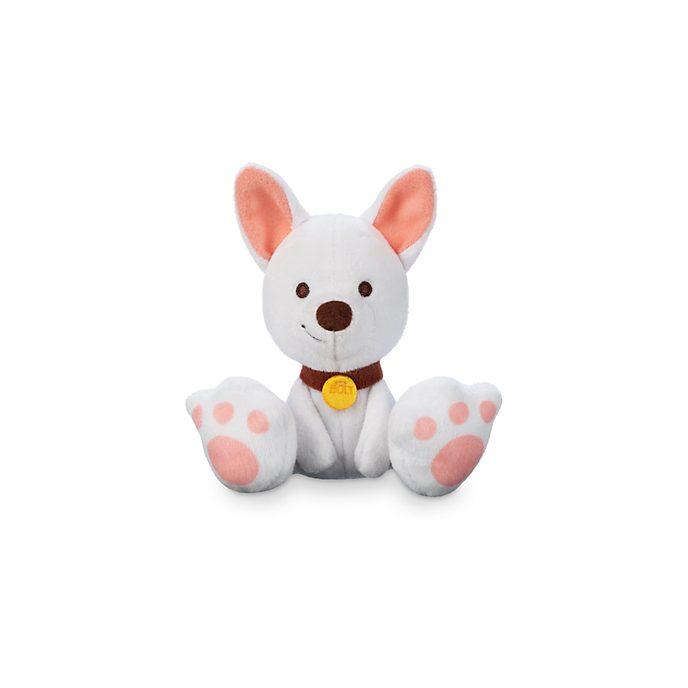Disney Store Bolt Tiny Big Feet Mini Soft Toy