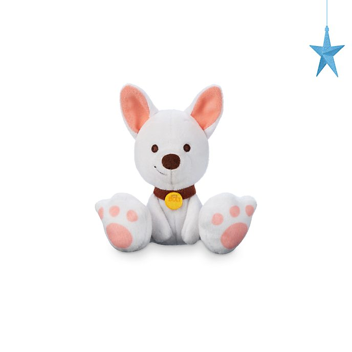 Mini peluche Tiny Big Feet Bolt Disney Store