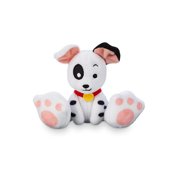Disney Store Patch Tiny Big Feet Mini Soft Toy