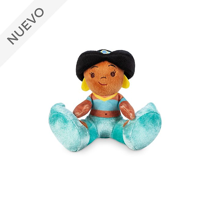 Mini peluche Princesa Jasmine, Tiny Big Feet, Disney Store
