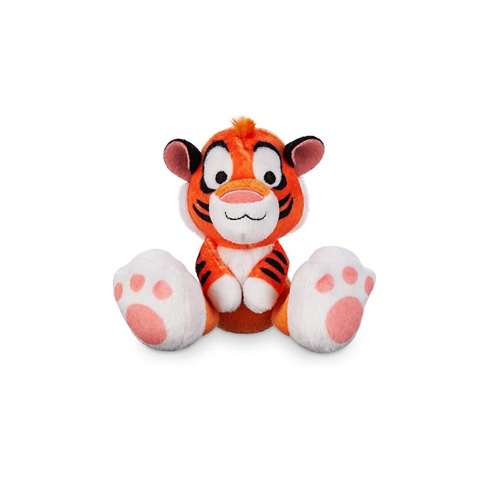 Disney Store Rajah Tiny Big Feet Mini Soft Toy, Aladdin