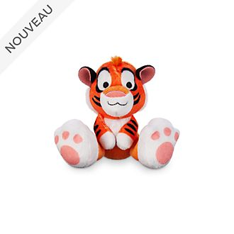Disney Store Peluche miniature Rajah, Tiny Big Feet, Aladdin