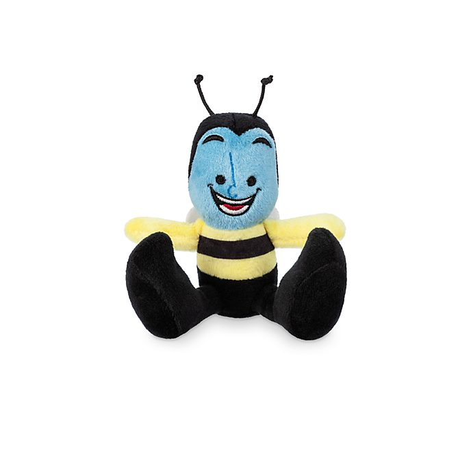 Disney Store Genie Bee Tiny Big Feet Mini Soft Toy, Aladdin