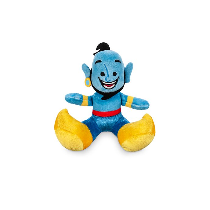 Disney Store - Tiny Big Feet - Aladdin - Dschinni - Kuschelpuppe