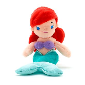 Disney Store Peluche miniature Ariel, Tiny Big Feet