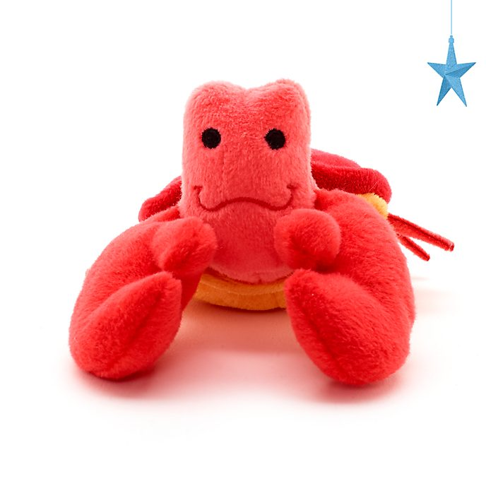 Mini peluche Tiny Big Feet Sebastian Disney Store