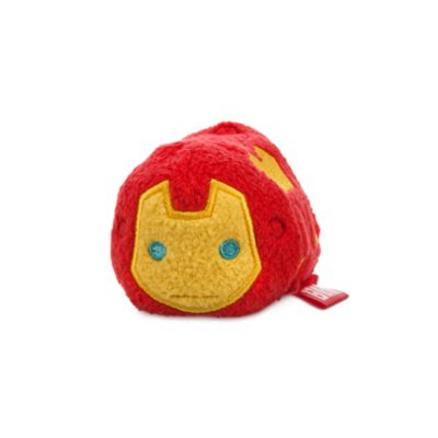 Lille Iron Man Tsum Tsum plysdyr