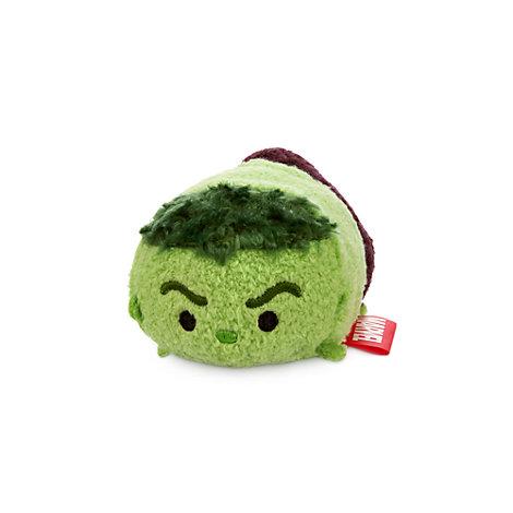 Hulk Tsum Tsum Mini Soft Toy