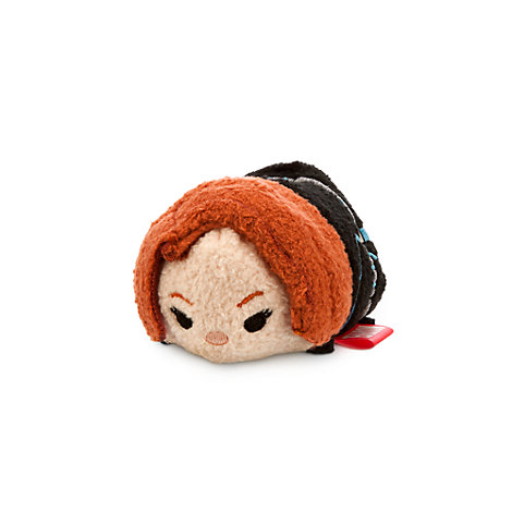Lille Black Widow Tsum Tsum plysdyr