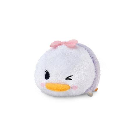 Mini peluche Tsum Tsum Daisy Duck clignant de l'oeil