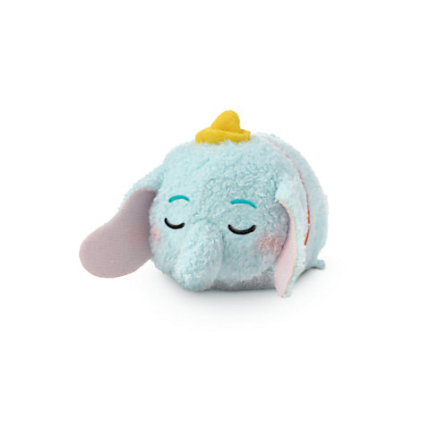 Dumbo Sleeping Tsum Tsum Mini Soft Toy