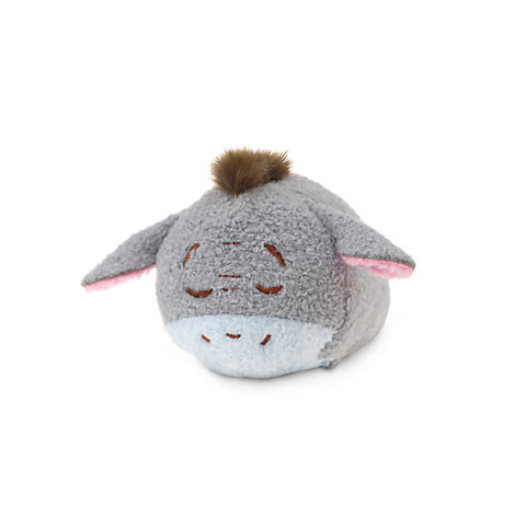 Eeyore Sleeping Tsum Tsum Mini Soft Toy