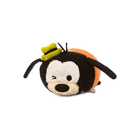 Lille blinkende Fedtmule Tsum Tsum plysdyr
