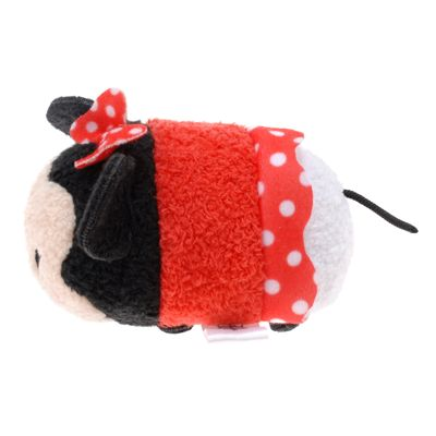 Lille blinkende Minnie Mouse Tsum Tsum plysdyr