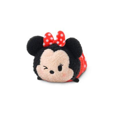 Mini peluche Tsum Tsum Minnie Mouse clignant de l'oeil