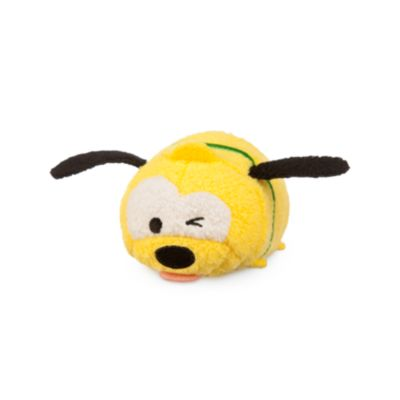 Disney Tsum Tsum Miniplüsch - Pluto zwinkernd (9 cm)