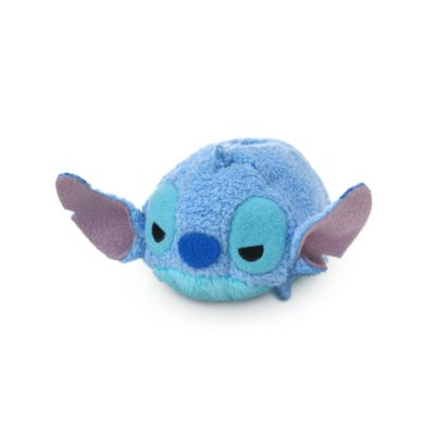 Mini peluche Tsum Tsum Stitch endormi