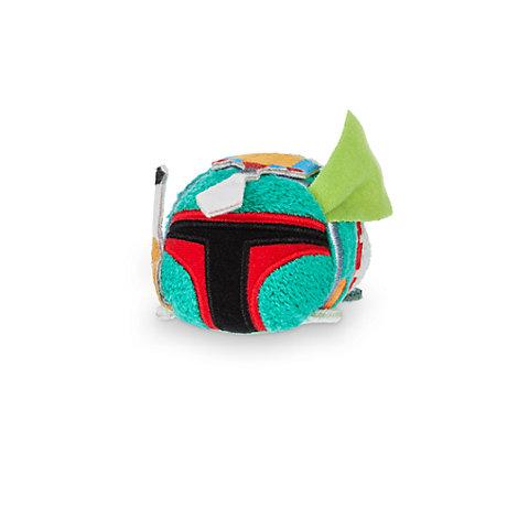 Minipeluche Tsum Tsum Boba Fett, Star Wars